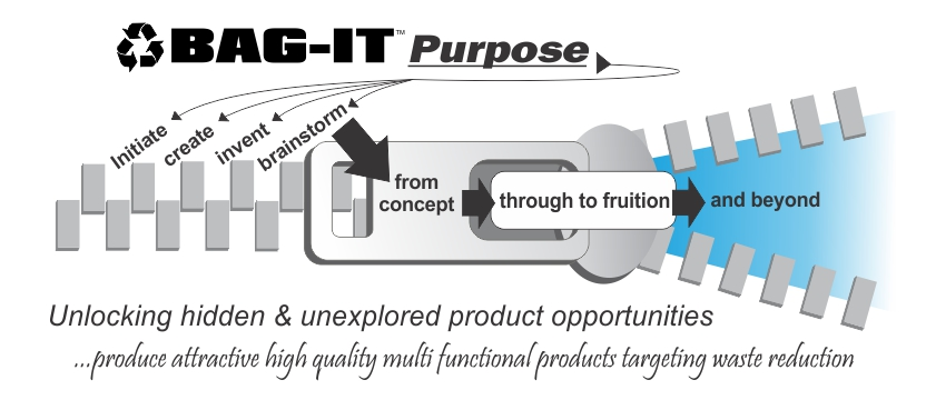 BAG-IT Initial overview purpose