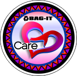 Bag-it Care Button