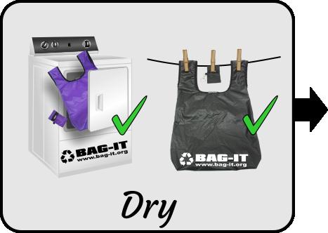 Bag-it dry