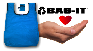 Bag-it shopping bag care advise